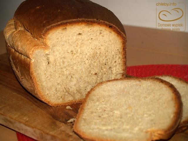 Słodko pikantny chleb orkiszowy