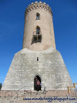 La torre de Drácula en Targoviste