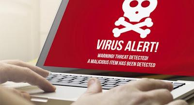 Cara Penyebaran Virus Pada Komputer dan Cara Mengatasinya