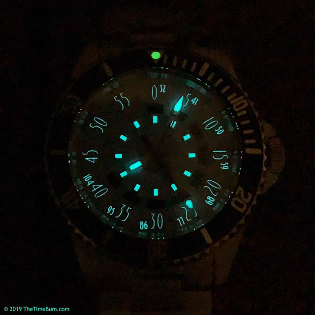 Havaan Tuvali Project R blue lume
