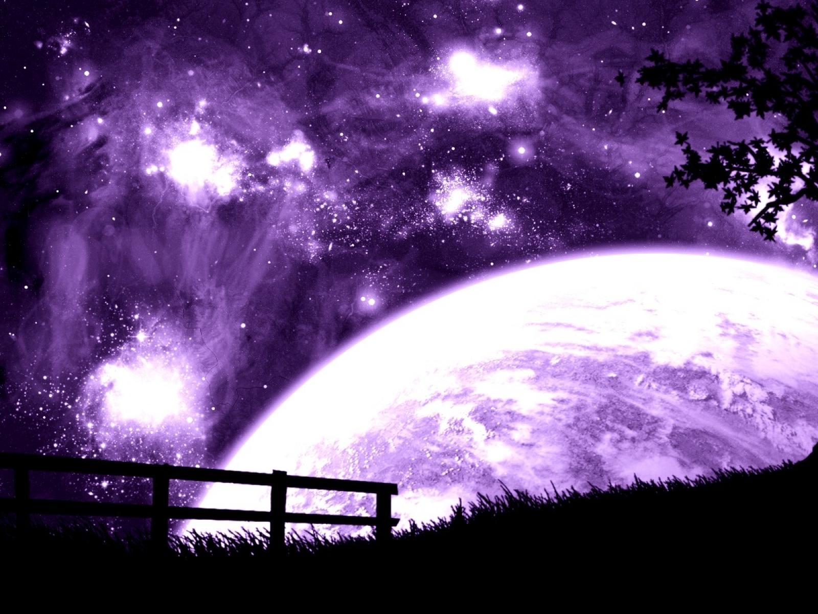 The gallery by purplebutterfly purple backgrounds hd - Purple space wallpaper ...