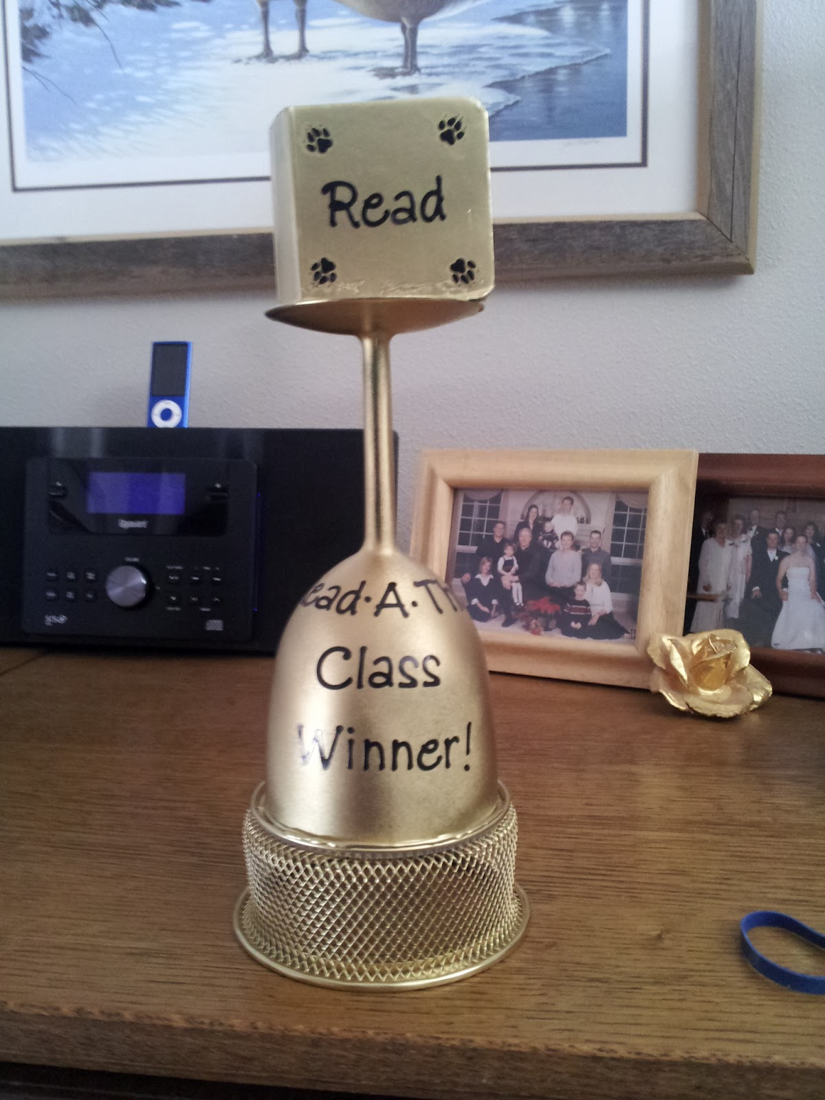 Homemade Trophies 64