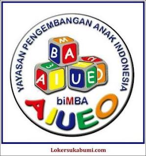 Lowongan Kerja biMBA AIUEO Sukabumi Terbaru