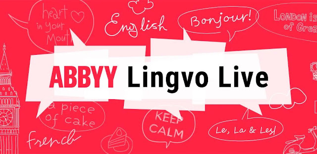 قم بتنزيل Language Live  قاموس شامل وعالمي لنظام الاندرويد