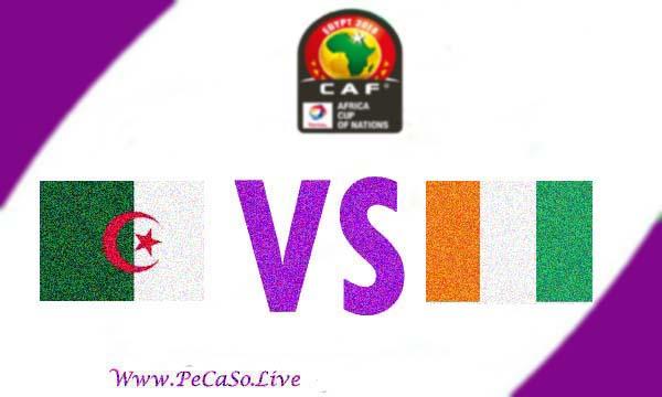 مشاهدة مباراة الجزائر وساحل العاج بث مباشر 11-7-2019 Algeria vs Ivory Coast Live