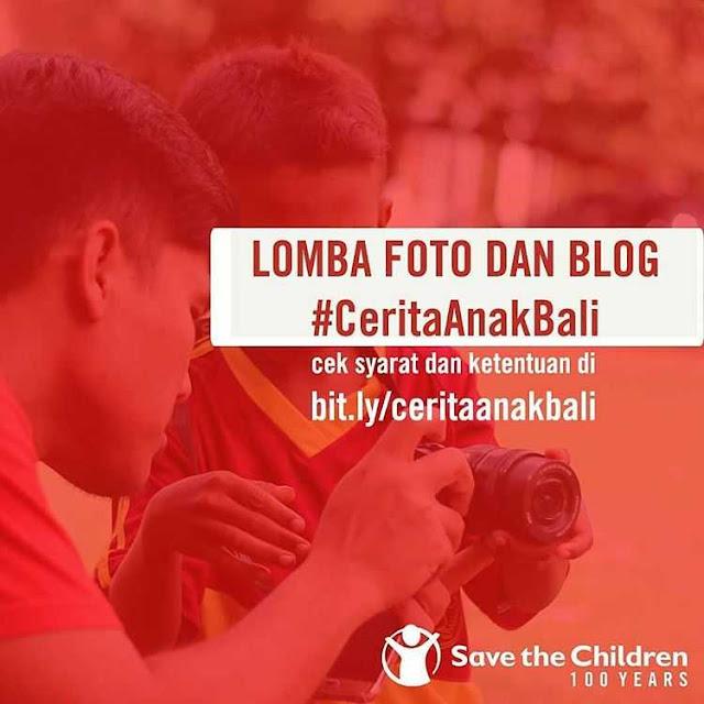 Kompetisi Lomba Blog Oktober 2019