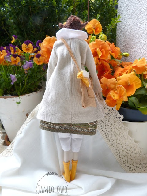 ubranie lalki