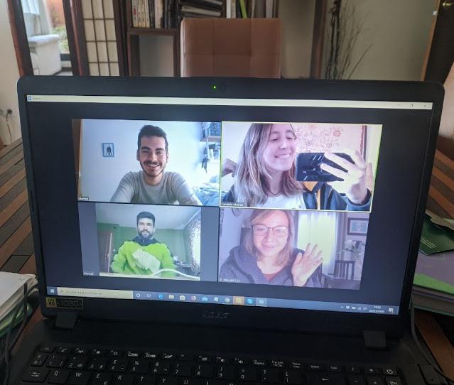 Reunión Virtual con Juventud de FESOCA y FEXAS