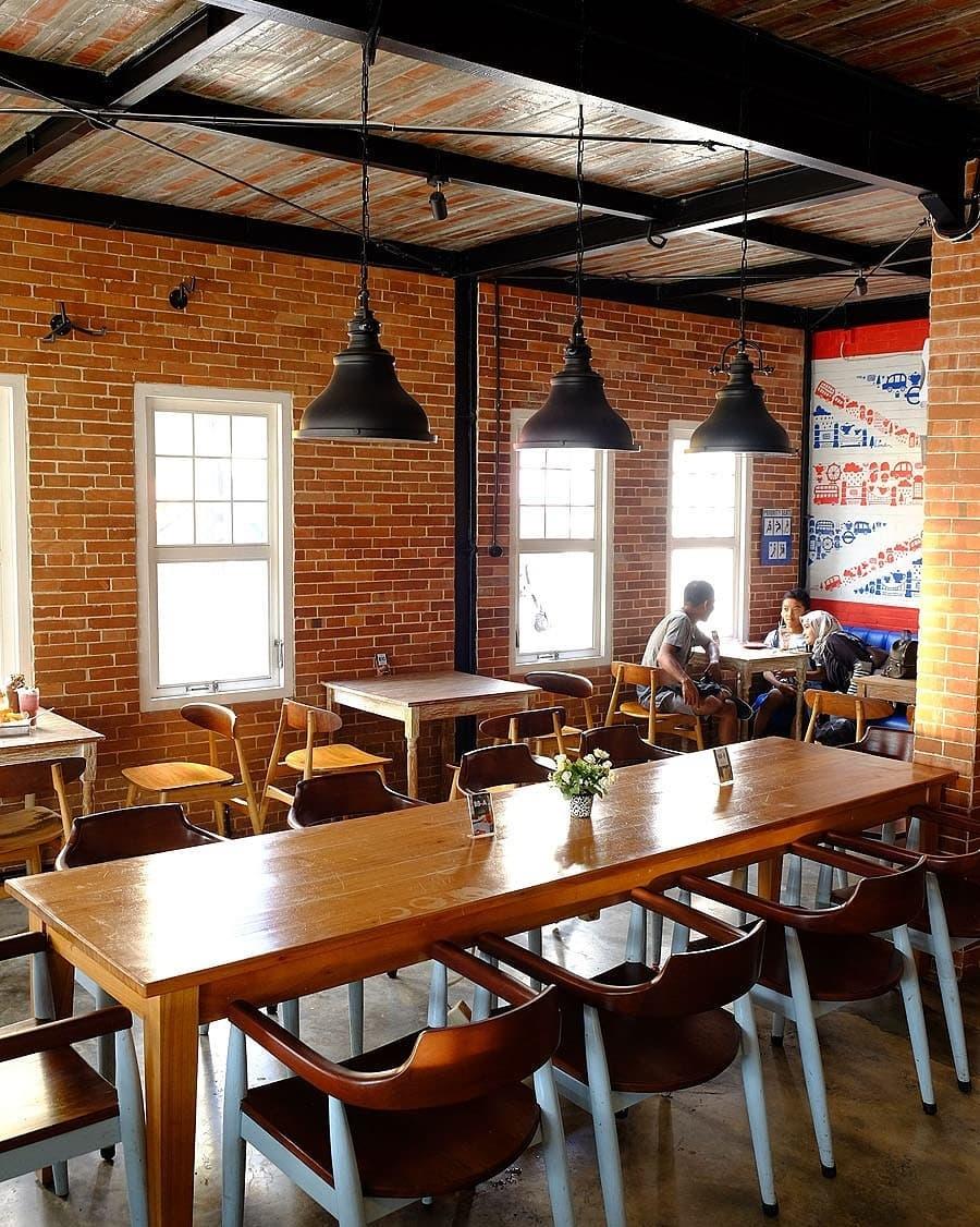 Pemilik Cafe Brick Jogja