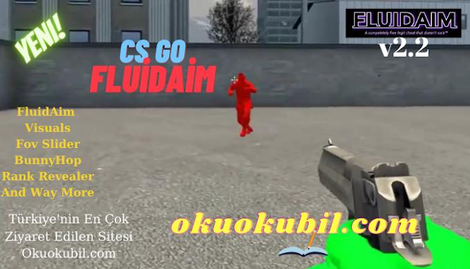 CSGO FluidAim v2.2 BunnyHop, Aim, Legit Cheat Yeni Özellikler İndir