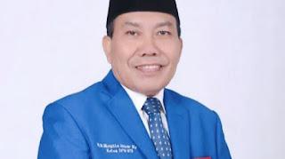 Ketua DPW PAN NTB, HM Muazzim Akbar