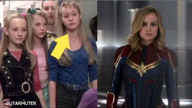 transformasi pemeran superhero avengers endgame