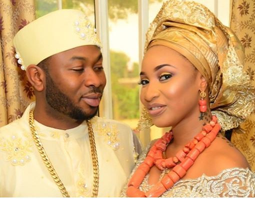Tonto Dikeh's Ex Olakunle Churchill Says 'His Marriage To Tonto Dikeh Became A Movie Script'