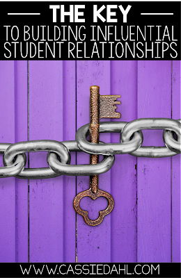 Building relationships with students can be tricky. It is a delicate balance. This blog post details the six keys to fostering strong relationships in your classroom.