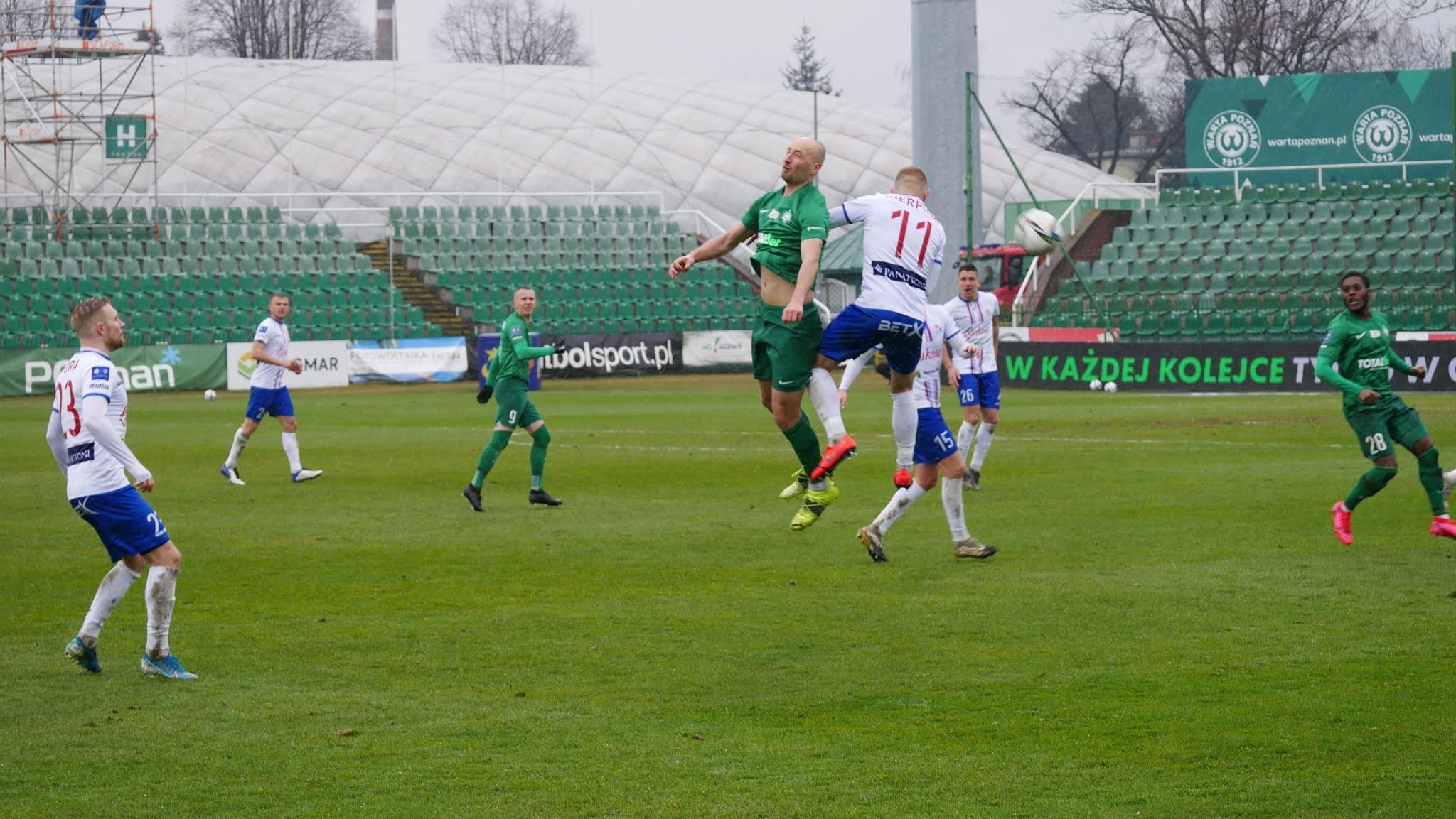 Warta Poznań - Podbeskidzie Bielsko-Biała | fot. Piotrek Przyborowski