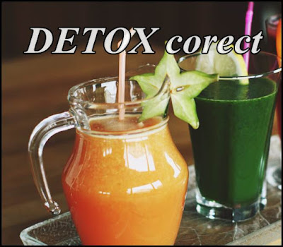 recomandari parei detoxifiere corecta in zece pasi simplii