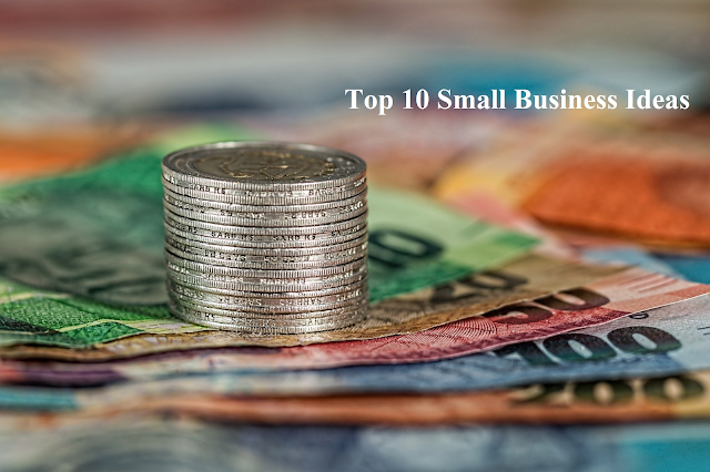 Top 10 small business ideas  Small business idea without investment