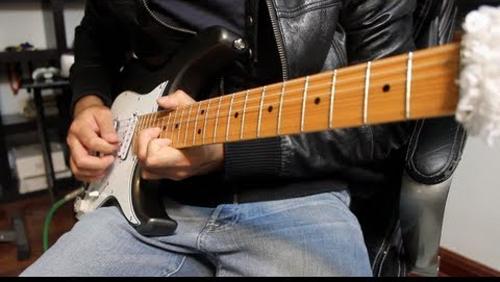 belajar melodi gitar