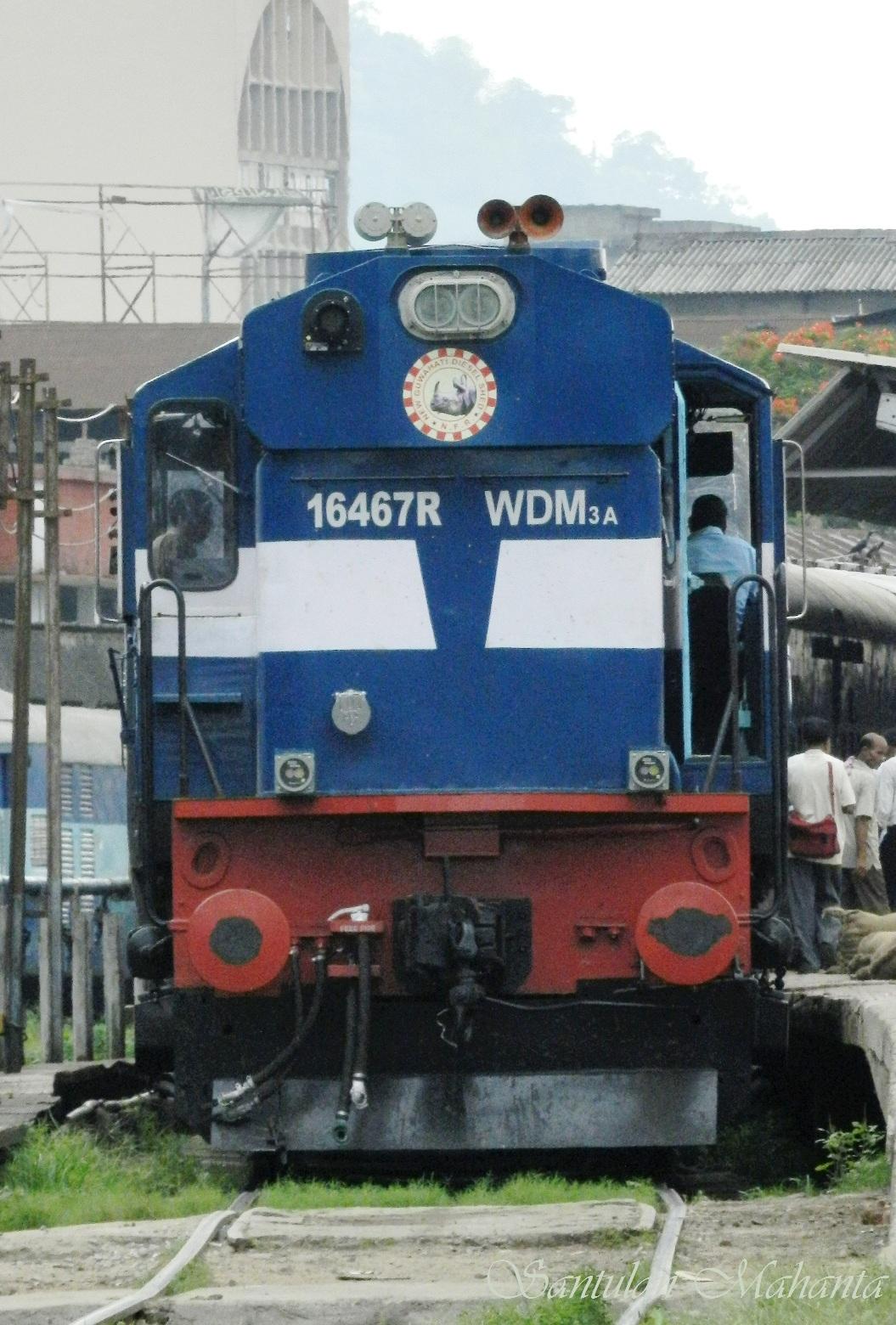 My Experiments With Indian Railways: Santulan Mahanta ...