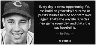 Motivational quote of the day by Bob Feller