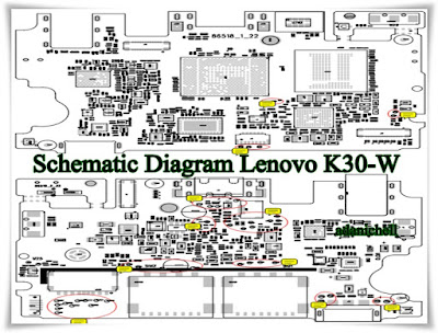Schematic Diagram Lenovo K30-W