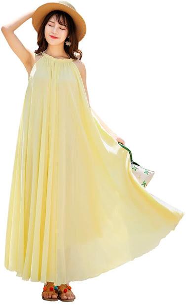 Cute Chiffon Bridesmaid Dresses For Beach Wedding