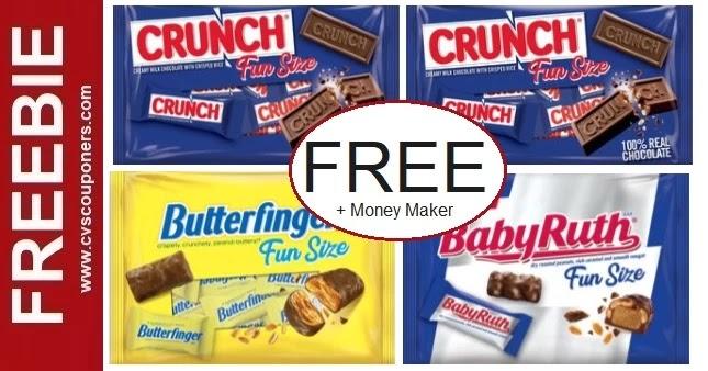 FREE Halloween Candy CVS Deals 9-19-9-25