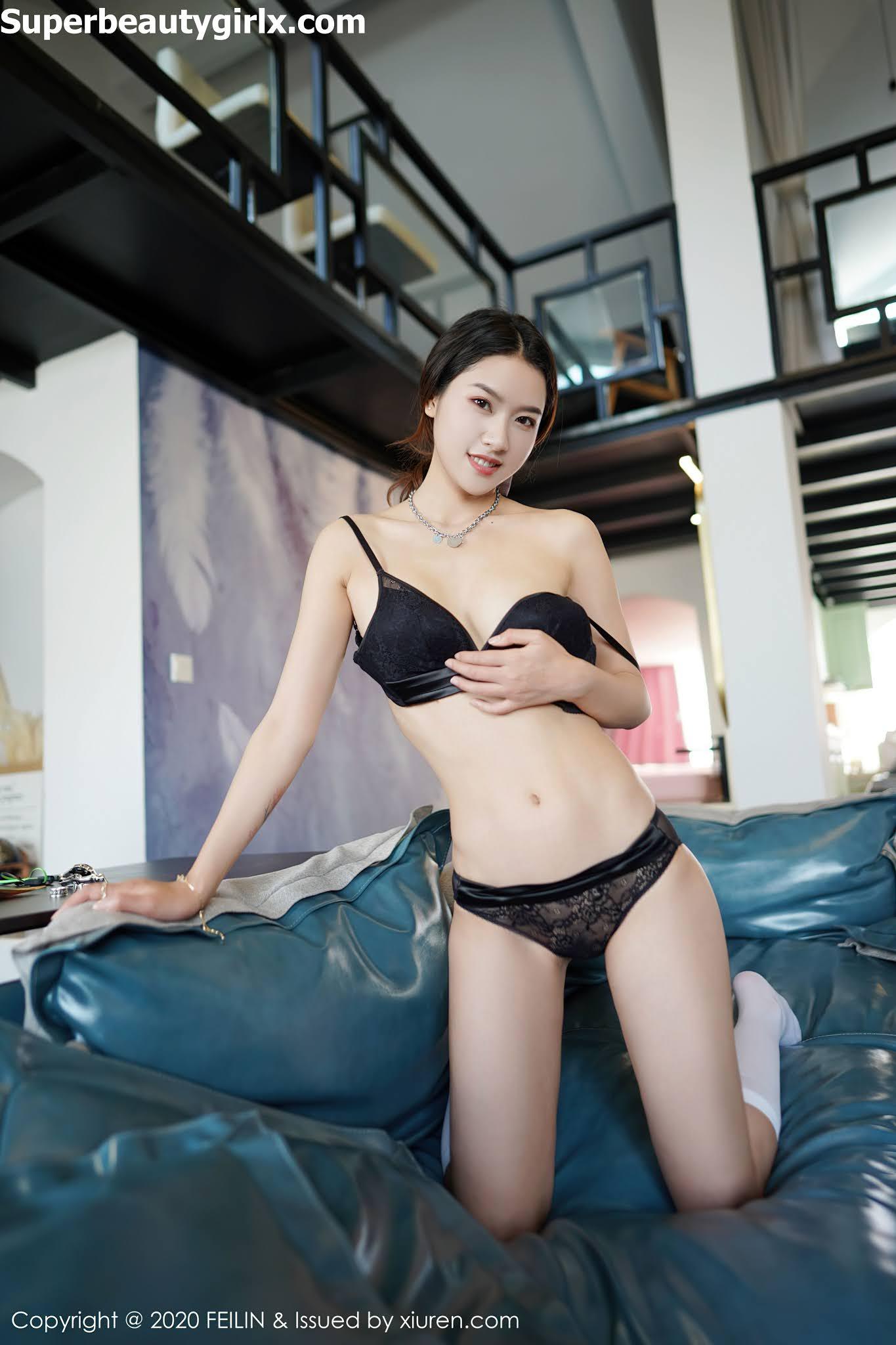 FEILIN-Vol.354-Fang-Zi-Xuan-Superbeautygirlx.com