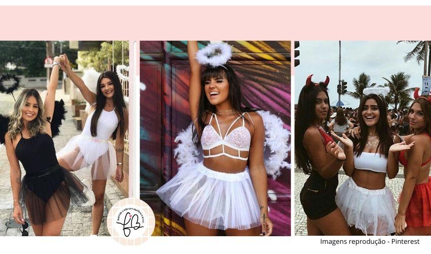 Fantasias para o carnaval 2019, use e arrase!