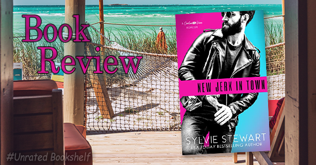 Book Review: New Jerk in Town by Sylvie Stewart