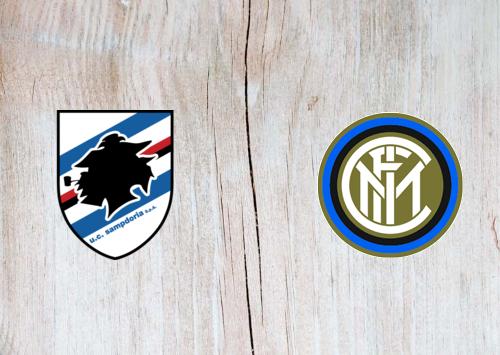 Sampdoria vs Internazionale -Highlights 06 January 2021