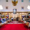 Terima Aspirasi Gubernur Sulsel, Ketua DPD Minta Kajati Bantu Kawal Pembangunan