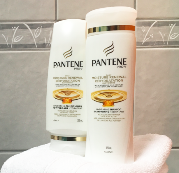 Pantene Pro-V Daily Moisture Renewal Shampoo & Conditioner