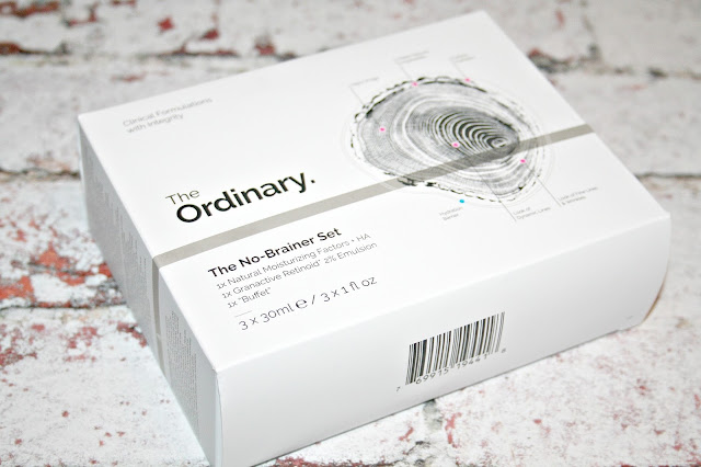 The Ordinary Harvey Nichols No Brainer Set