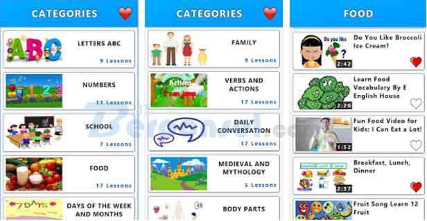 aplikasi belajar bahasa inggris untuk segala usia