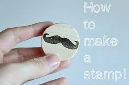 How to... make a stamp!