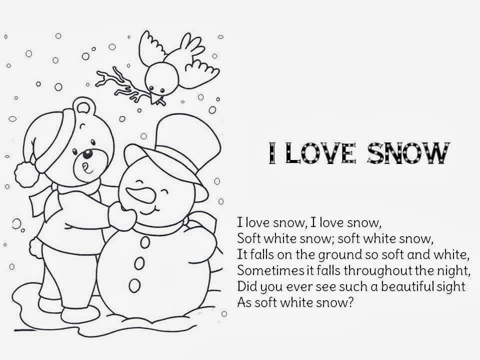 Enjoy Teaching English: WINTER POEMS (part 2)