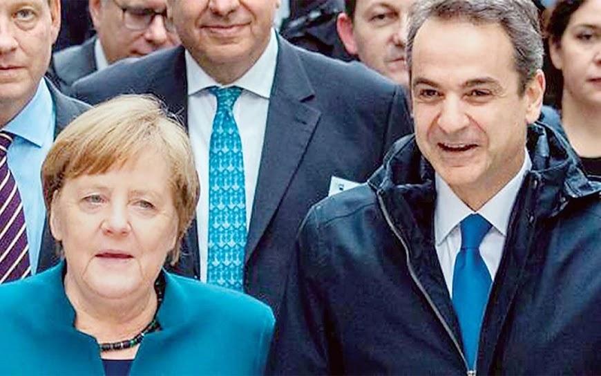 Το πραγματικό πρόβλημα Ελλάδας και Γερμανίας