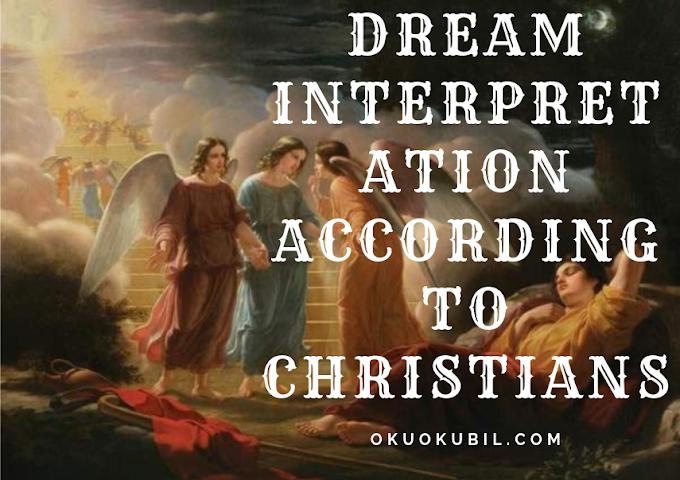 Hristiyanlara Göre Rüya  Yorumu-Christian Dream Interpretation