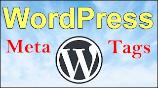 Wordpress meta tags | Blog meta tags