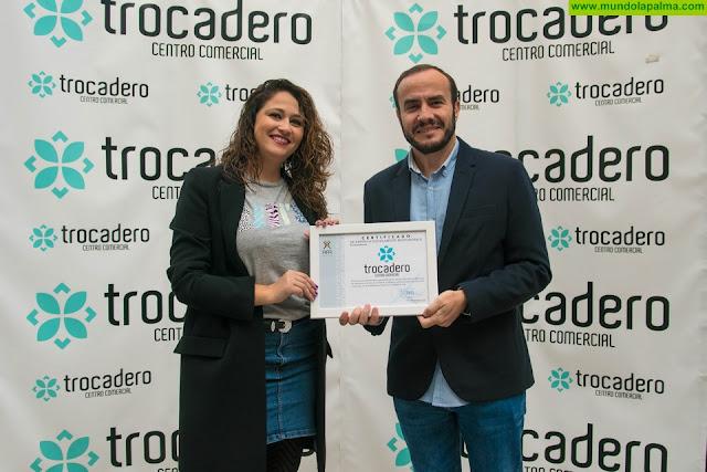 El Trocadero Centro Comercial comprometido con las personas afectadas por una demencia en la isla de La Palma