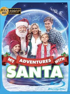 Mis Aventuras Con Santa (2019) HD [1080p] Latino [GoogleDrive] SilvestreHD