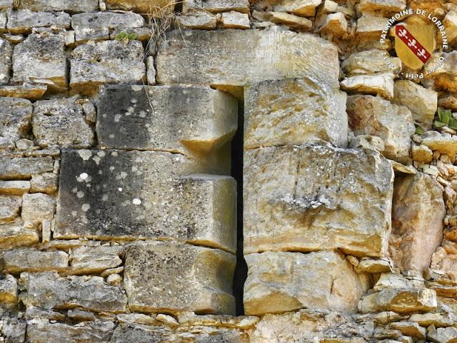 OGEVILLER (54) - L'ancien château