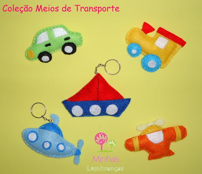 transporte-feltro-lembrancinha-brinde-festa