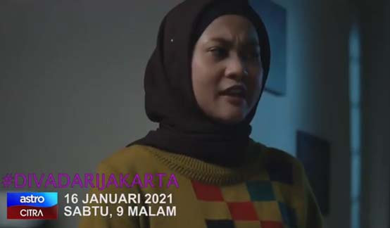 Telefilem Diva Dari Jakarta (Astro Citra 2021)