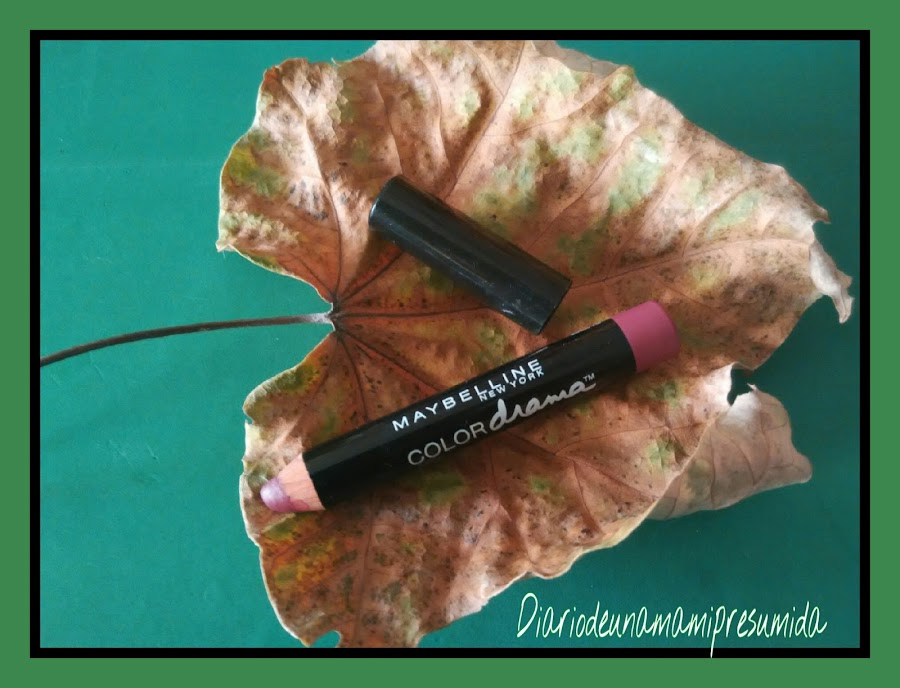 maybelline colordrama
