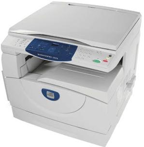 Xerox Digital Kopierer / Drucker 5020 Basismodul mit automatischem Duplex-Vorlageneinzug. Drucktechnologie: