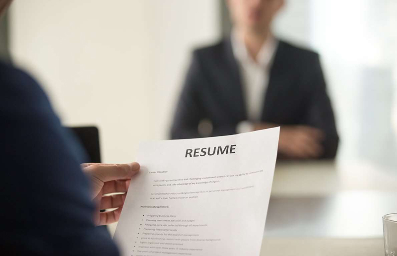7 Resume Tips for Stay-at-Home Parents