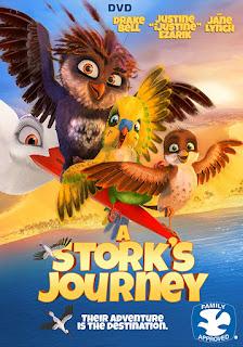 A Storks Journey 2017 Dual Audio 720p WEBRip