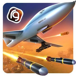 لعبة هجوم الطائرات 3 مهكرة جاهزة مجانا، التهكير مال غير محدود